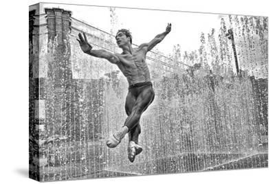 Gonzalo Garcia, Principal Dancer of the New York City Ballet-Kike Calvo-Stretched Canvas Print