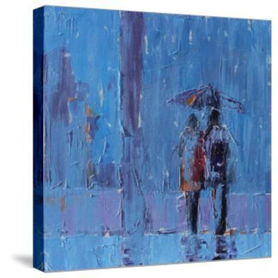Stormy Weather-Leslie Saeta-Stretched Canvas Print