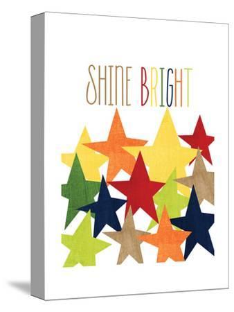 Shine Bright-Alli Rogosich-Stretched Canvas Print