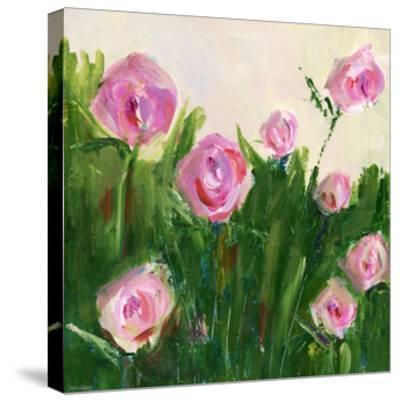 Spring II-Pamela J. Wingard-Stretched Canvas Print