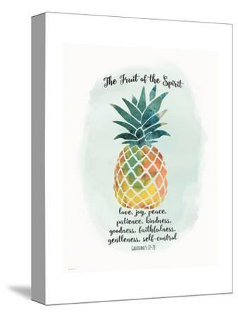 Fruit Spirit-Jo Moulton-Stretched Canvas Print