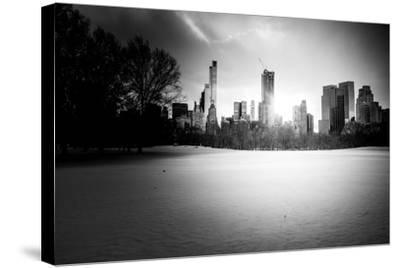 Untitled-Guilherme Pontes-Stretched Canvas Print
