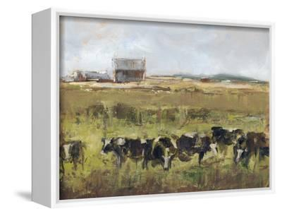 Out to Pasture I-Ethan Harper-Framed Stretched Canvas Print