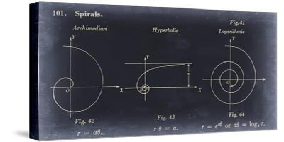 Mathematics III-Jason Johnson-Stretched Canvas Print