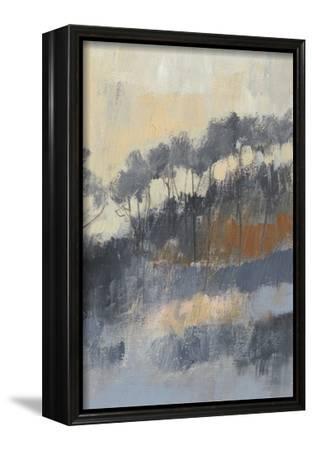 Paynes Treeline II-Jennifer Goldberger-Framed Stretched Canvas Print