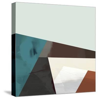 Block Detail I-Sisa Jasper-Stretched Canvas Print
