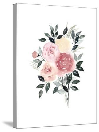 Rosewater I-Grace Popp-Stretched Canvas Print