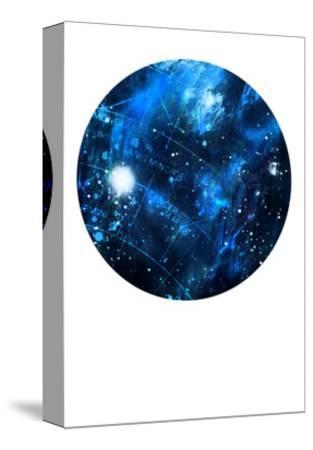Interstellar Sphere 2-Katie Todaro-Stretched Canvas Print