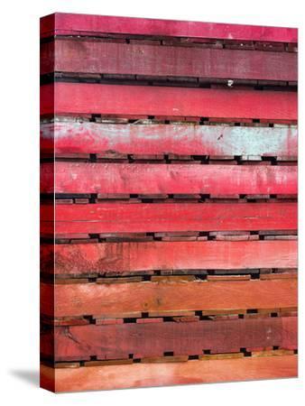 Pallettes #3-Steven Maxx-Stretched Canvas Print