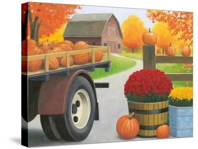 Autumn Affinity I-James Wiens-Stretched Canvas Print