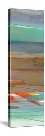Layers III-Jo Maye-Stretched Canvas Print