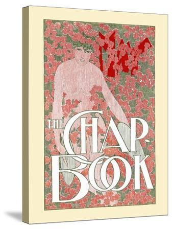 The Chap-Book May-Will Bradley-Stretched Canvas Print