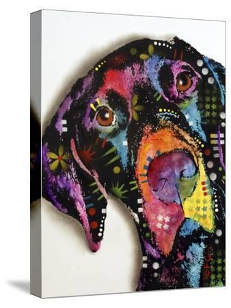 Pointer-Dean Russo-Stretched Canvas Print