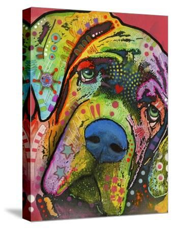 Mastiff-Dean Russo-Stretched Canvas Print