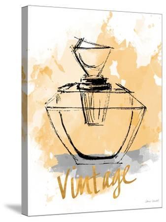 Vintage Perfume-Lanie Loreth-Stretched Canvas Print