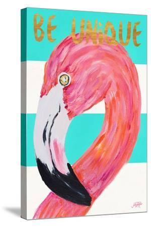 Be Unique-Julie DeRice-Stretched Canvas Print