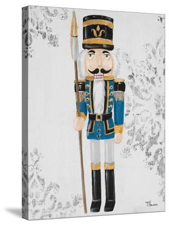 Elegant Nutcracker I-Tiffany Hakimipour-Stretched Canvas Print