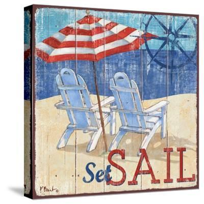 Seas the Day II-Paul Brent-Stretched Canvas Print