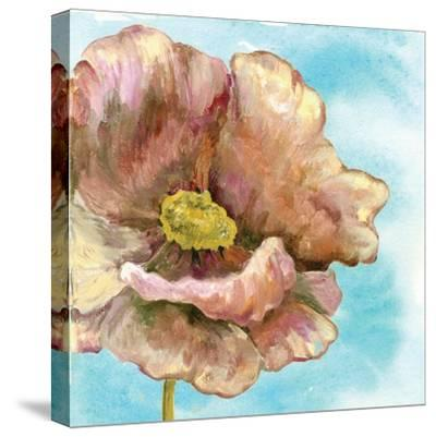 Fresh Poppies I-Margaret Ferry-Stretched Canvas Print