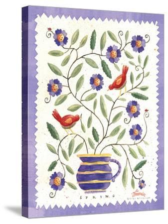 Four Seasons II-Sudi Mccollum-Stretched Canvas Print