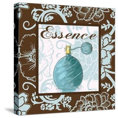 Fashion Blue Essence-Gregory Gorham-Stretched Canvas Print