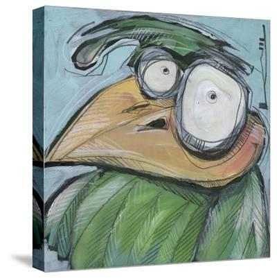 Square Bird 03a-Tim Nyberg-Stretched Canvas Print