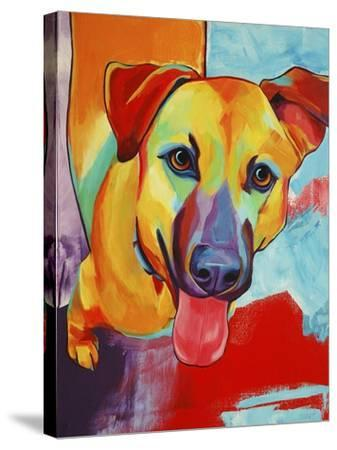 Rusty-Corina St. Martin-Stretched Canvas Print