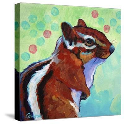 Chipmunk-Corina St. Martin-Stretched Canvas Print