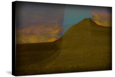 The Echoing Hills-Valda Bailey-Stretched Canvas Print