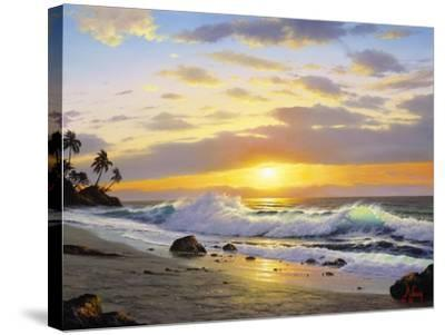 2494T0-Casay Anthony-Stretched Canvas Print