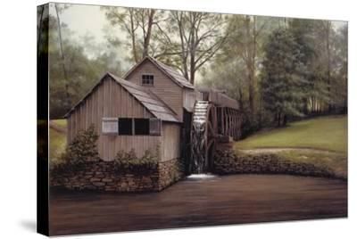 Mabry Mill-David Knowlton-Stretched Canvas Print