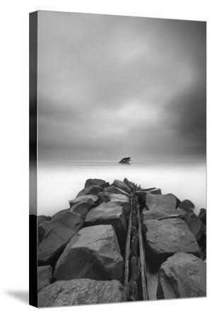 The Wreck of the Atlantus-Geoffrey Ansel Agrons-Stretched Canvas Print