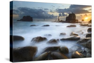 Land Of Waves-Mathieu Rivrin-Stretched Canvas Print