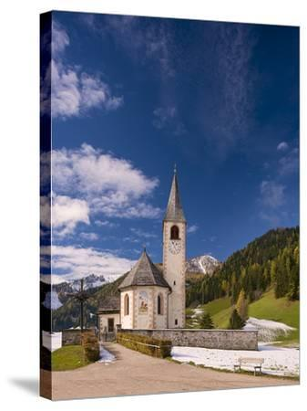 Little Church At San Vito-Michael Blanchette Photography-Stretched Canvas Print