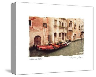 Water and Walls-Maureen Love-Stretched Canvas Print