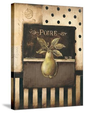 Poire-Kimberly Poloson-Stretched Canvas Print