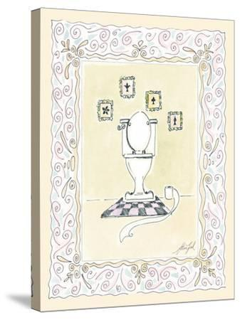 Toilette II-Steve Leal-Stretched Canvas Print