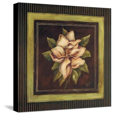 Magnolia II-Kimberly Poloson-Stretched Canvas Print