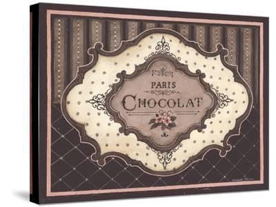 Chocolat-Kimberly Poloson-Stretched Canvas Print