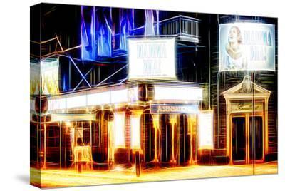 Manhattan Shine - Sensation-Philippe Hugonnard-Stretched Canvas Print