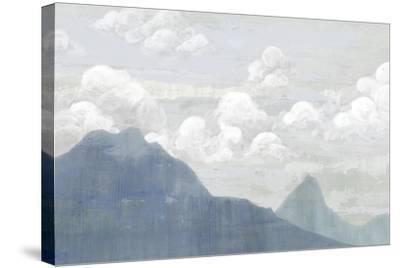 The Climb I-Andrea Ciullini-Stretched Canvas Print