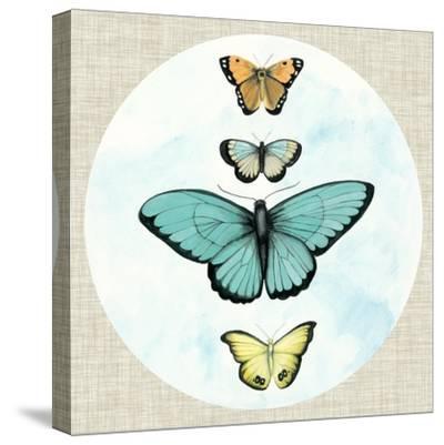 Butterfly Daydream I-Naomi McCavitt-Stretched Canvas Print