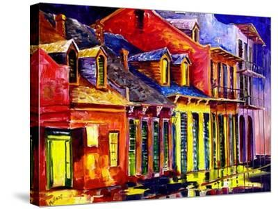 Late Night New Orleans-Diane Millsap-Stretched Canvas Print