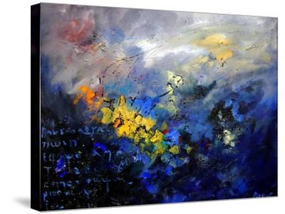 Abstract 791207-Pol Ledent-Stretched Canvas Print