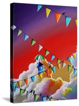 Send In The Clowns-Cindy Thornton-Stretched Canvas Print