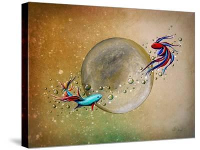 Revolution-Cindy Thornton-Stretched Canvas Print