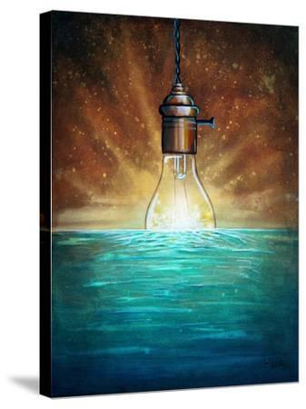 Solar Energy-Cindy Thornton-Stretched Canvas Print