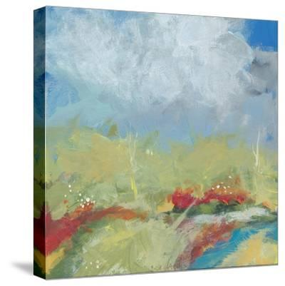 Terra Verde-Jan Weiss-Stretched Canvas Print
