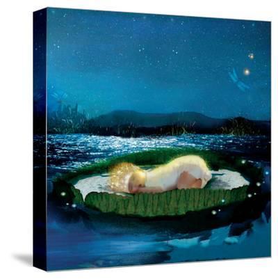 Sleep-Nancy Tillman-Stretched Canvas Print