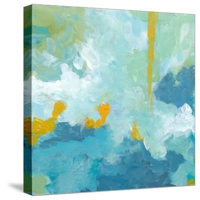 When Landscapes Dream 1-Jan Weiss-Stretched Canvas Print